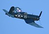 Camp Borden Airshow 01June18.02 (Pervez 183A) Tags: chancevoughtf4ucorsair pistonenginedfighter heritageflight borden cfb ontario canada militarybase airshow
