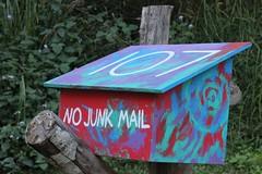 Mailbox art (Gillian Everett) Tags: mailbox art queensland 365 2018 mdpd2018 mdpd20186 118 29