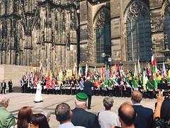 Vielen Dank Köln! Vielen Dank CV! Wir hatten ein wunderbares Wochenende in Köln mit einem abschließenden Gottesdienst im imposanten Kölner Dom. Bis zum nächsten Jahr!