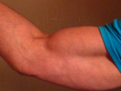 BIG BULGING BICEPS (FLEX ROGERS) Tags: flexing flex fitness fit weightlifter massive muscle muscles muscular musclemodel muscleart pumped arms arm guns 18inch strong bulging round