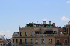IMG_9496 La Pedrera (Casa Milà) (drayy) Tags: spain barcelona gaudi house apartment apartments building architecture lapedrera casamilà casamila antonigaudí gaudí