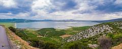 Λίμνη Κάρλα (Βόρειο Πήλιο) - Karla Lake, Pelion, Greece. (Gabriel Psarras) Tags: λίμνη κάρλα πήλιο μαγνησία λάρισα αποξήρανση αποξηραμένη πεδιάδα νερό 1962 θεσσαλία πανόραμα panorama lake karla pelion pilio magnisia larissa thessaly dry land water mountain landscape flora fauna wetlands driedup plain acticulture