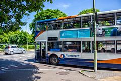 The not-so comfortable Coastliner (mangopearuk) Tags: uk unitedkingdom england hampshire bus buses publictransport transit stagecoach stagecoachsouth stagecoachinthesouthdowns stagecoachhampshire portsmouth southsea havant adl alexanderdennis