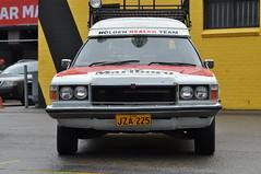 HDT HZ panel van (highplains68) Tags: ausaustralianswnewsouthwales sydneymotorsportpark easterncreek gmholden monaro hz panel van