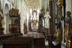 Kloster Kladruby (tanjaettl) Tags: kloster kladbury tschechien monastery czech republic gotik kirche