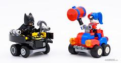 LEGO 76092 DC Comics Mighty Micros Batman vs Harley Quinn (hello_bricks) Tags: lego 76092 dccomics dc comics mightymicros batman harleyquinn nightwing 76094 supergirl 76093 brainiac joker