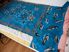 P4060599 (MizGingerSnaps) Tags: 2018 april materialgirlsbee virginia waterspouts williamsburg babyquilts black blue grey hexagons kaleidoscope oneblockwonder printswhales projects quilting quilts scrapquilts spring white usa