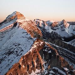 Sunrise over Kananaskis. Alberta. (Tanner Wendell Stewart) Tags: ifttt 500px peak mountaineering mountain valley mountainside alpine top pass trek glacier slope lake kananaskis kcountry