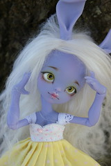 Giorria preorder : from June 14 to July 14 (Le Tama) Tags: bjd balljointeddoll ball jointed doll giorria depths dolls depthsdolls bunny girl resin urethane french pink purple light blue