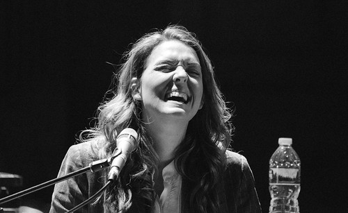 Brandi Carlile fan photo