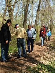 2018 Retirees Arboretum Walk