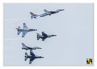 Thunderbirds - Niagara Air Reserve Station