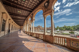 Seville meets Naboo