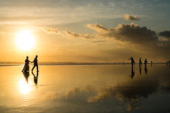 Late Shadows (SemiXposed) Tags: people bali indonesia outdoors golden holidays nature shadows