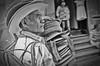 Hat Vendor, San Miguel de Allende (Paul DeDomenico) Tags: sanmigueldeallende street hat hats vendor mexico film nikon n80 2080