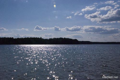 Шацький Національний Природний Парк Озеро Пісочне  Блиск сонця в воді InterNetri  Ukraine 105