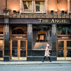 The Angel (kenichiro_jpn) Tags: ロンドン street snai streetsnap london