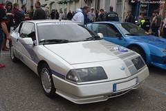 Alpine GTA V6 (Monde-Auto Passion Photos) Tags: voiture vehicule auto automobile alpine gta v6 coupé ancienne classique rare rareté rassemblement evenement france courtenay
