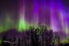 Ionized Gas II (Images by Beaulin) Tags: grandportageindianreservation nightsky starscape auroraborealis starrysky grandportage stars astrophotography starphotography northernlights cookcounty nightscape starrynight minnesota
