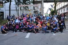 Gotong Royong Perdana & aktiviti riadah
