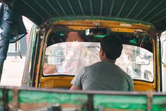 Inside New Delhi Tuk Tuk (AdamCohn) Tags: adamcohn cng india newdelhi autorickshaw rickshaw tuktuk wwwadamcohncom