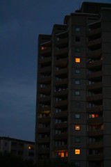 untitled (Binacat) Tags: canon eos 750d digital berlin color ernstthälmannpark prenzlauerberg towerbuilding building highrise windows light fenster licht dark dunkel himmel sky skyscraper blue blau night eveningsky abendhimmel
