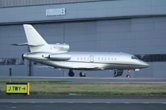 N239AX (IndiaEcho Photography) Tags: dassault falcon 900 n239ax egkb bqh london biggin hill airport airfield bromley civil aircraft aeroplane aviation kent canon eos 1000d