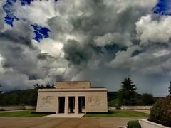 American Cemetery. Épinal, Vosges. France (denismartin) Tags: épinal vosgesmountains vosges denismartin americancemetery graves cemetery ww2 cloudscapes cloud lorraine grandest