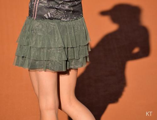 Agnieszka Radwanska - Tennis skirt