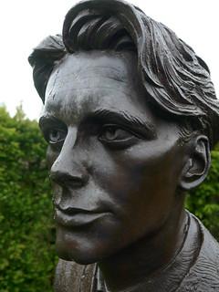 Rupert Brooke, Paul Day, Bronze, 2006