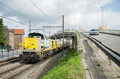 Lineas 7867 Statte (TreinFoto België) Tags: hlr77 7867 7868 lineas blogistics yvesgomezée lijn 125 statte huy millingensolvay 47566 belgië belgien belgium siemens vossloh