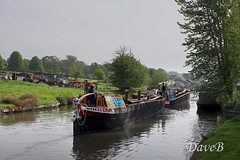 13th May 2018. Canal Boats at Braunston (Dangerous44) Tags: raymond nutfield braunston tunnel grand union canal