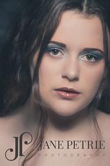 Amy photoshoot (JPetriePhotography) Tags: amy personal beautydish flowers janepetriephotography kent makeup photographer portraits studioshoot tunbridgewells