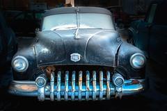 '50 Buick (rickhanger) Tags: vehicles automotive automobile auto car buick 1950buick chrome grill