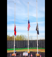 Flags at The Wall That Heals - Cookeville, TN (J.L. Ramsaur Photography) Tags: jlrphotography nikond7200 nikon d7200 photography photo cookevilletn middletennessee putnamcounty tennessee 2017 engineerswithcameras cumberlandplateau photographyforgod thesouth southernphotography screamofthephotographer ibeauty jlramsaurphotography photograph pic cookevegas cookeville tennesseephotographer cookevilletennessee americanflag usflag redwhiteblue starsandstripes oldglory patriotic patrioticproud starsandbars redwhiteandblue americana america usa unitedstatesofamerica usmilitary powmia flags thewallthatheals vietnammemorialwall vietnammemorialwallreplica pow mia neverforget remember memories healing souls ultimatesacrifice sacrifice somegaveall vietnamveteransmemorial vietnamveteransmemorialreplica vietnamveteransmemorialhalfsizereplica vietnamveteransmemorialfundvvmf vietnamveteransmemorialfund vvmf vietnam war 58318 thewall thewallreplica vietnamwar warmemorial