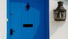 Tenby Blue (CJS*64) Tags: tenby wales southwales pembrokeshire door light blue white bluewhite dslr d7000 nikon nikkorlens nikond7000 24mm85mmlens cjs64 craigsunter cjs