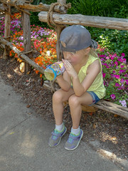 Worn out at the zoo (Nonnaof4) Tags: 2018onephotoeachday