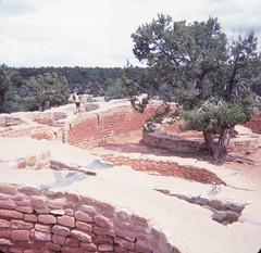Mesa Verde National Park - Sun Temple (Stabbur's Master) Tags: west westernusa westernus southwestusa colorado mesaverdenationalpark nationalpark usnationalpark suntemple mesaverdesuntemple nativeamericanruins nativeamerican pueblo