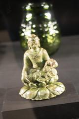 Viking Buddha obtained through trade (quinet) Tags: 2017 canada ontario rom royalontariomuseum toronto vikings 124
