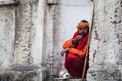 Sadhu 2991 (Ursula in Aus (Resting - Away)) Tags: asia kathmandu nepal pashupatinath ggphotoworkshop