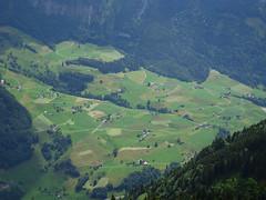 Dürrenboden (Priska B.) Tags: wiese dürrenboden engelbergertal nidwalden obwalden höfe bauernhöfe wald felder luftbild zentralschweiz innerschweiz schweiz switzerland swiss svizzera