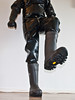 Under the boot (Adensy) Tags: dunlop thermo vibram latex drysuit blackstyle gloves rubber gasmask