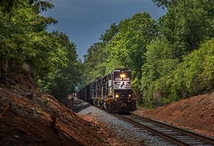 Highsun Highhoods (WillJordanPhoto) Tags: norfolksouthern trains track transportation train toccoa south southcarolina southern seneca z line ns 5071