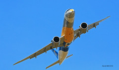 Embraer Emb 195E2 ~ PR-ZIJ  Embraer (Aero.passion DBC-1) Tags: 2017 salon du bourget paris airshow meeting dbc1 david biscove aeropassion avion aircraft aviation plane embraer emb 195 ~ przij