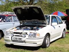 G361 BWC (Nivek.Old.Gold) Tags: 1990 ford escort rs turbo 1597cc