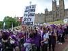Suffragette Centenary March Edinburgh 2018 (63) (Royan@Flickr) Tags: suffragettes suffrage womens march procession demonstration social political union vote centenary edinburgh 2018