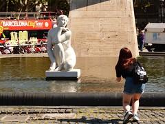 Barcelona Junio 18 (24) (calafellvalo) Tags: barcelona barcino parkgüell gardí gaudi catalonia spain jardines garden calafellvalo antonigaudí eusebigüell muhba hipòstila