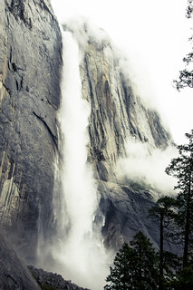 Yosemite Falls-tallest waterfalls in North America
