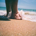 Feet in the Waves