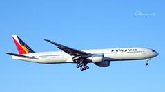 RP-C7779 Philippine Airlines Boeing 777-3F6(ER) cn 61731 (thule100) Tags: rpc7779 philippine airlines boeing 7773f6er cn 61731 eddh ham hamburg frank krause